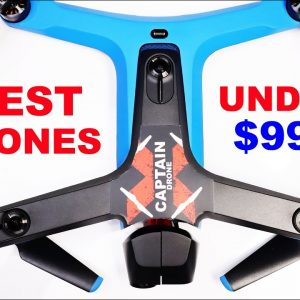 BEST Camera Drones to buy for under $999 - Great Christmas Gifts!