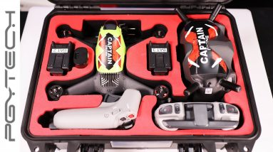 PGYTECH Hardcase for the DJI FPV Drone Combo, Motion Controller