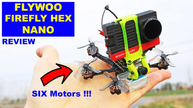 This is So Cool - Flywoo Firefly Hex Nano Drone - Review