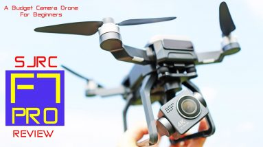 SJRC F7 PRO is Pretty Good Budget Camera Drone but could be Better - Review
