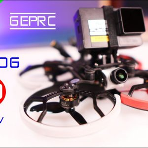 GEPRC Cinelog 30 FPV Drone. Better than the Cinelog 25? Review