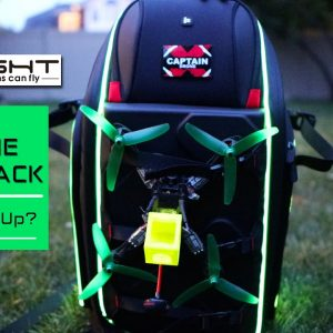 My new Super Cool iFlight FPV Drone Backpack - Review