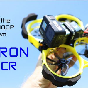 The VEYRON 30CR Drone is the BEST Analog Cinewhoop I own