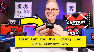 Best Christmas Gift for the RC Hobby Dad - SKYRC GPS Bluetooth - Review