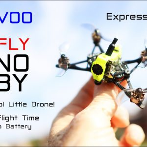 Flywoo Firefly Nano 1S Baby - This tiny drone will put a smile on your face - Review