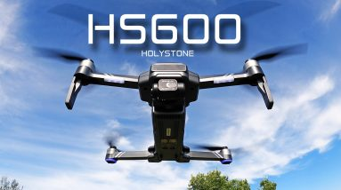 Holystone HS600 Camera Drone - Great Beginner Drone if you can find one to buy!