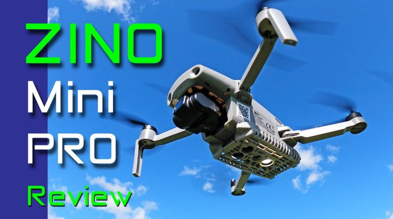 The Hubsan ZINO Mini Pro Review - The Future is here