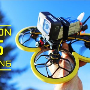 The HGLRC Veyron 35 FPV Drone is Amazing!!!  Review